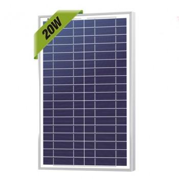 Solar Cell Panel Surya 20wp Jual Solar Panel Surya