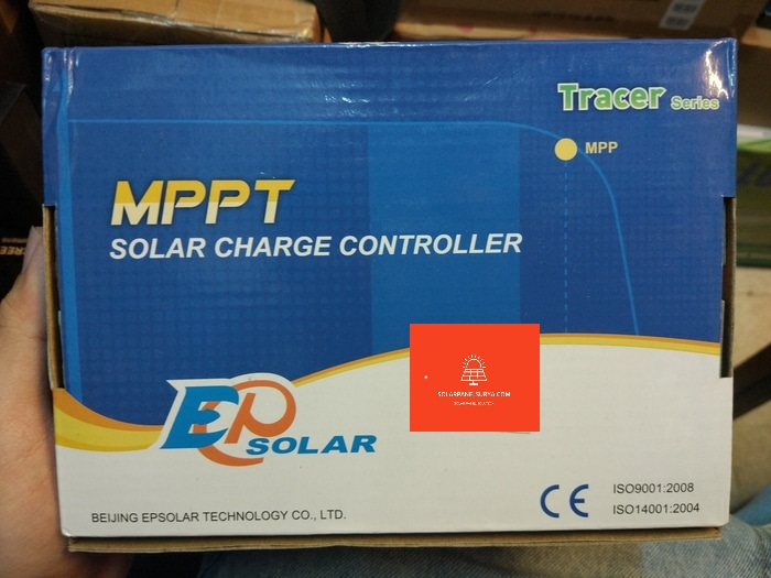Jual Epsolar Charge Controller Real Mppt 20a 12v 24v