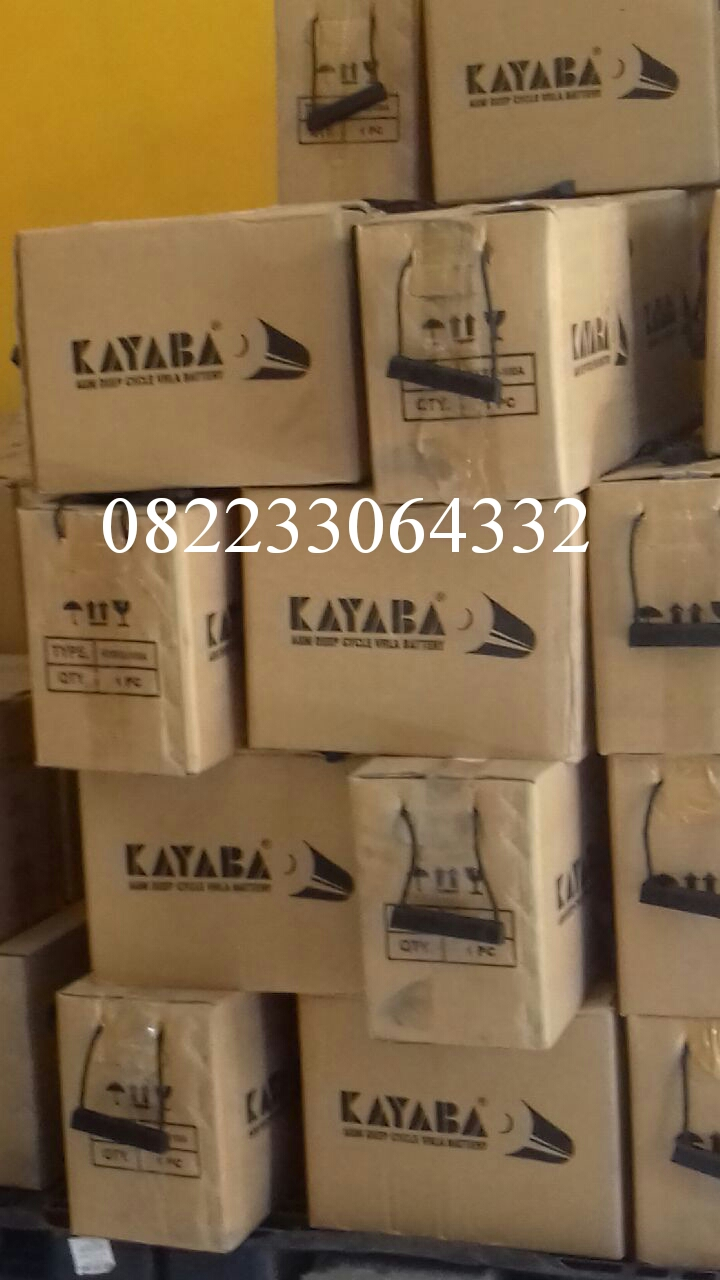 Accu/Battery Vrla KAYABA 100Ah