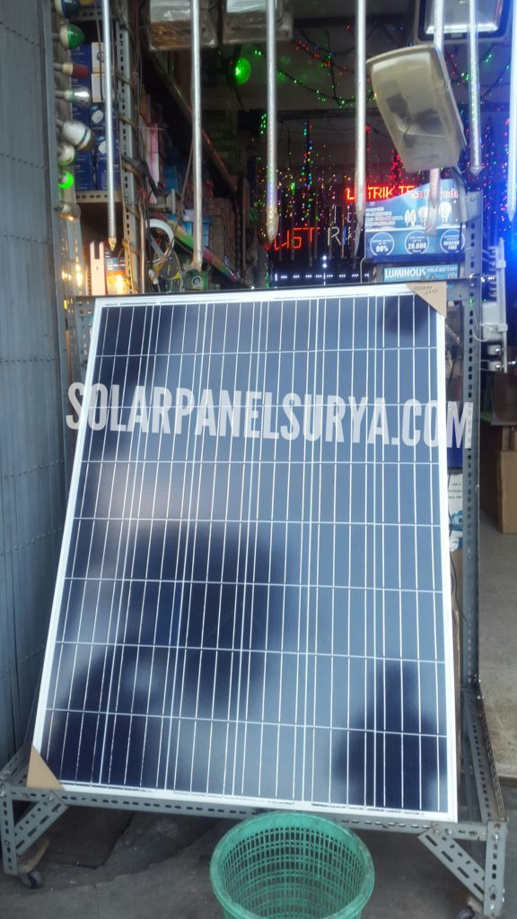Solar Cell Papua