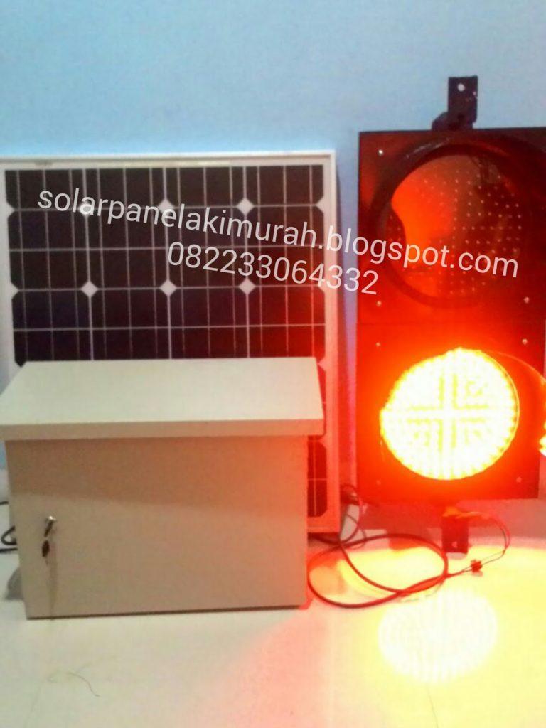 Solar Warning Light Tenaga Surya NTT NTB