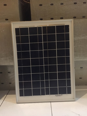 Solar cell Panel surya 10wp