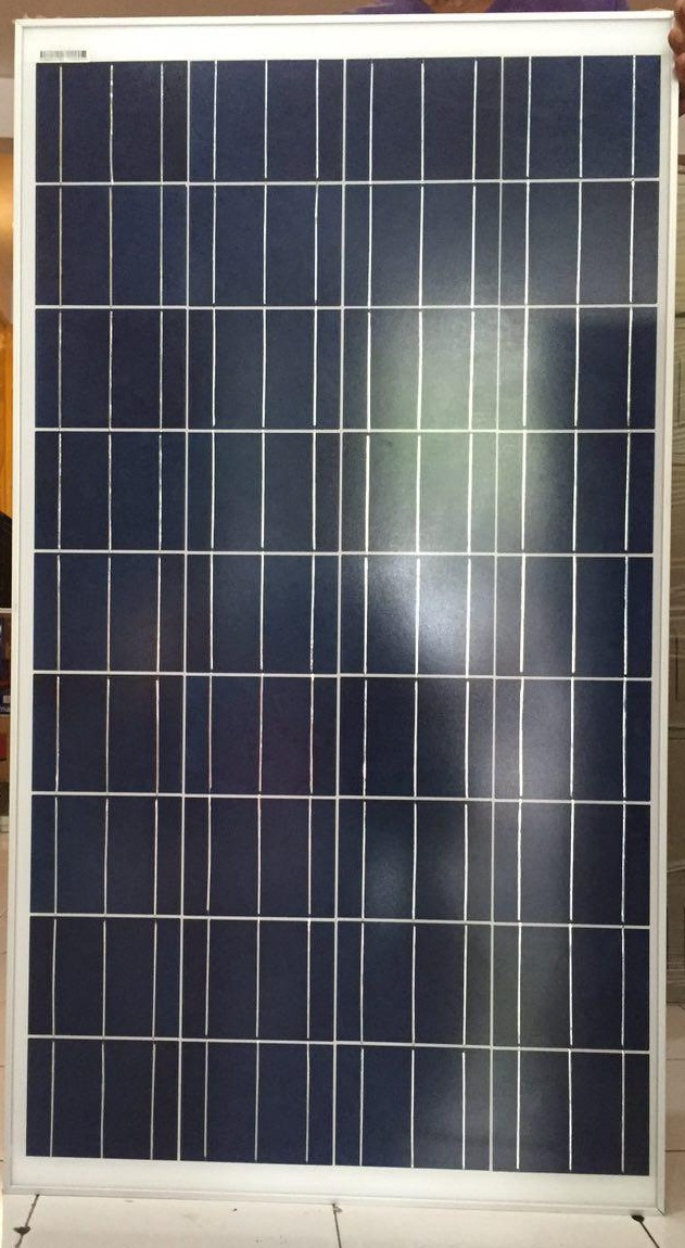 SOLAR PANEL CELL / SOLAR CELL / PANEL SURYA 120WP POLYCRISTALINE