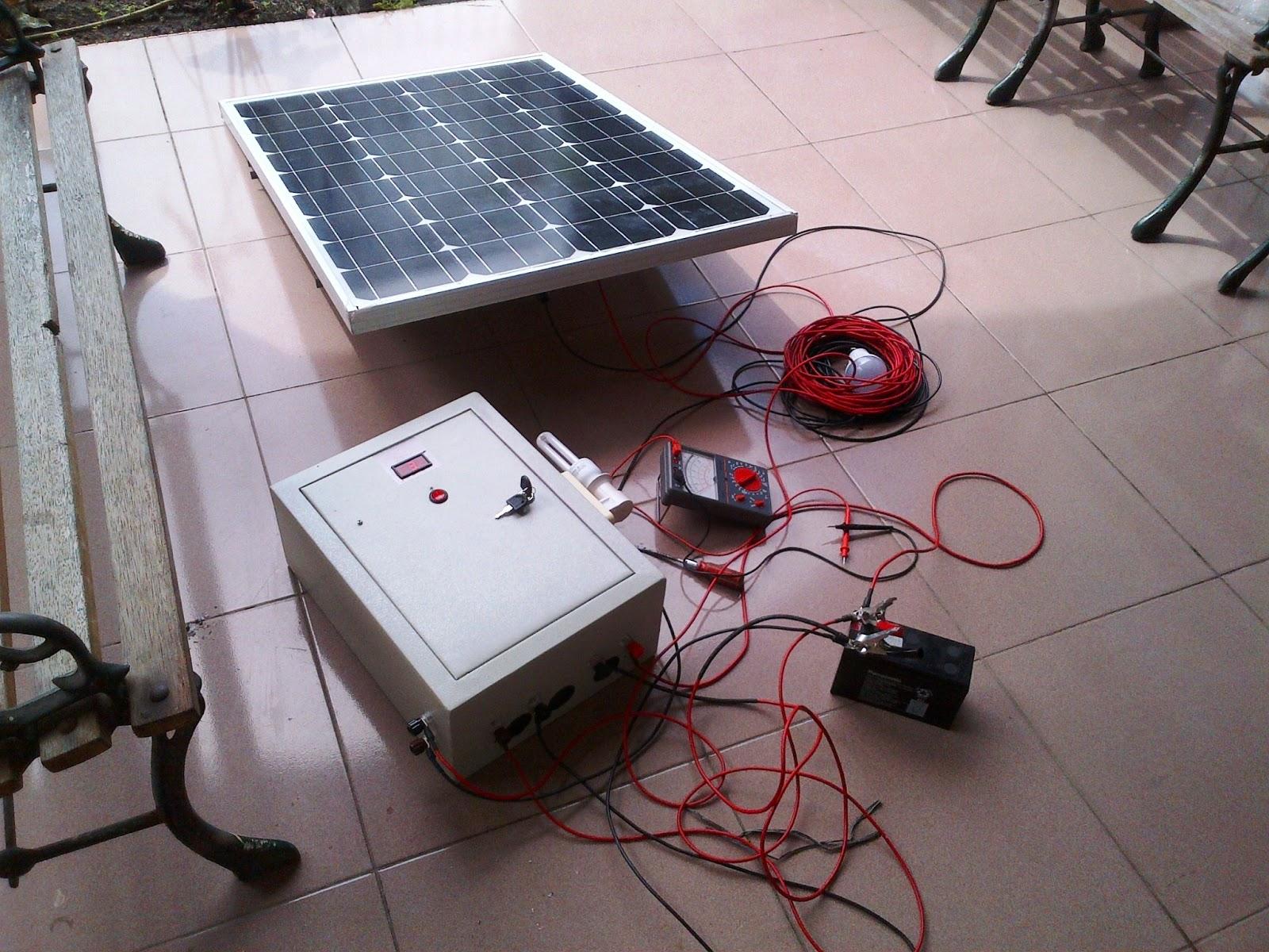 Solar Panel 80wp Polycristaline Solar Panel Surya Pju