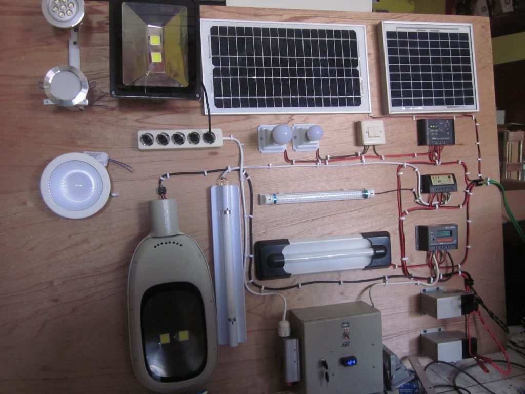 jual SOLAR PANEL CELL 120WP