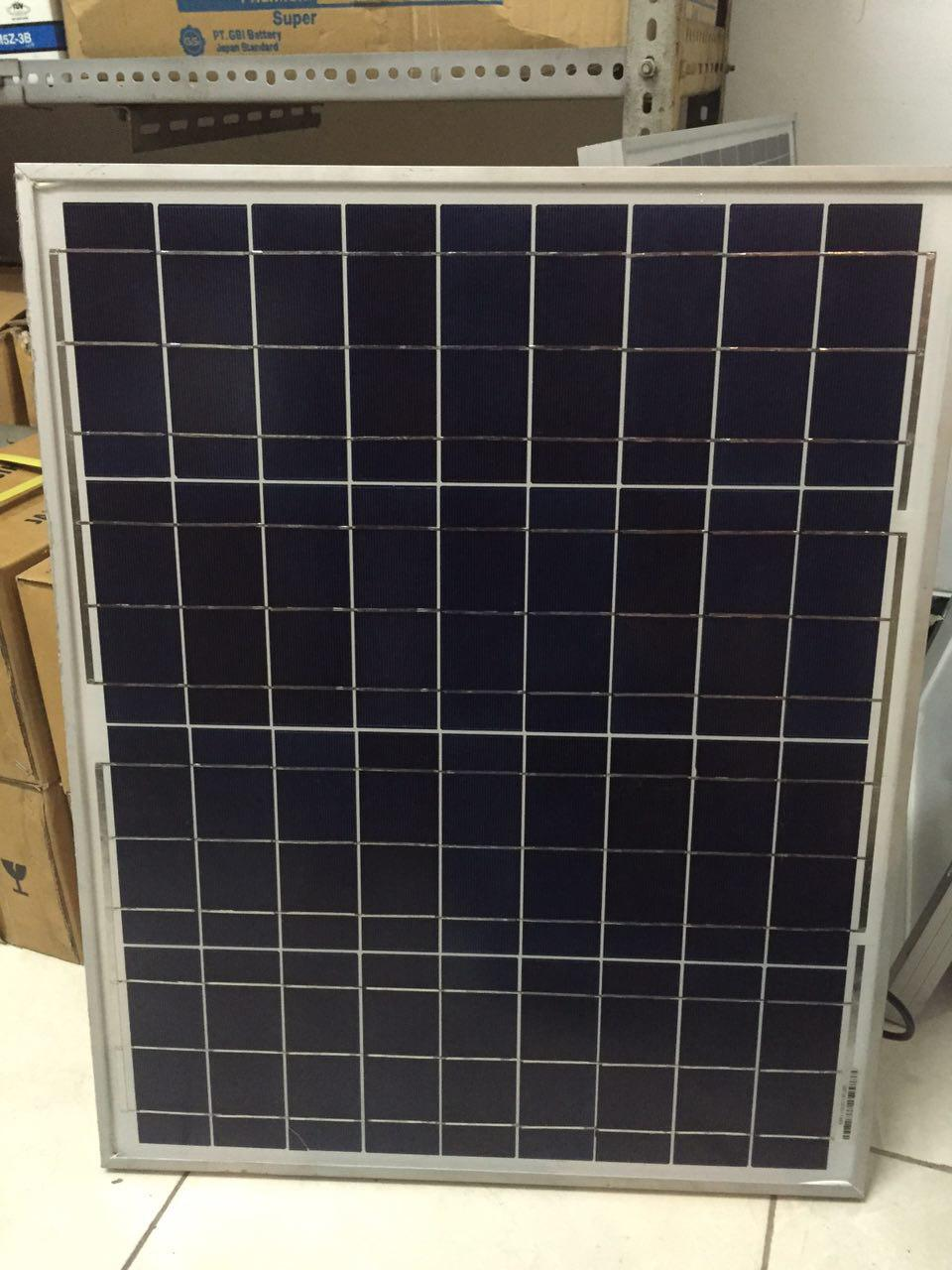Jual Solar Panel Surya Solar Panel Pju Penerangan Jalan