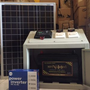 Distributor Solar Panel Surya Solar Panel Pju