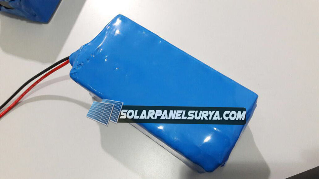 BATTERY LITHIUM SOLARCELL