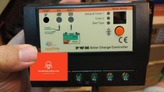 Jual EPsolar 20A 12v/24v PWM Solar Charge Controller Ls2024r