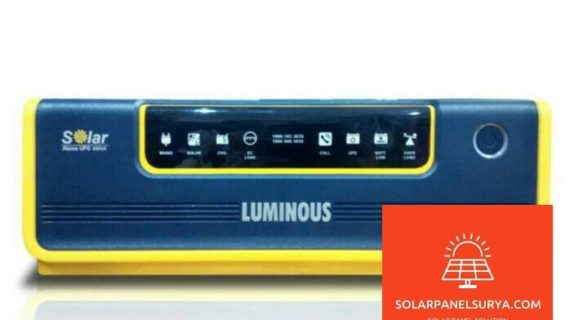 Jual Luminous Solar Hybrid Pure Sine Wave Inverter 850Va 850 va
