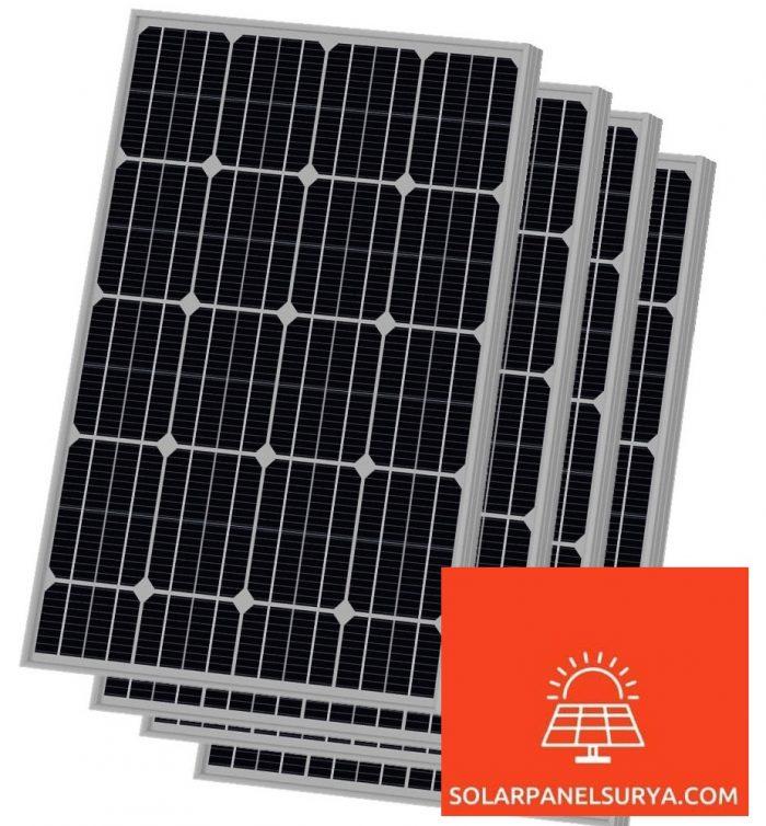 jual solar panel 100watt surabaya