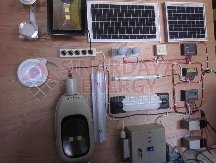 Daftar Harga Jual Pembangkit Listrik Solar Cell Panel