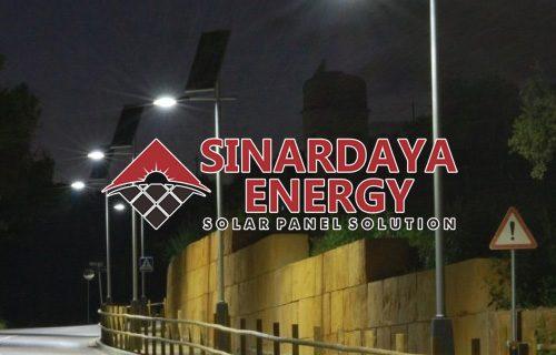 Daftar Harga PJU Solar Cell Tenaga Surya Sorong Papua
