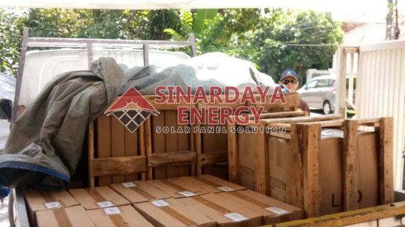 Harga Lampu Jalan PJU (Penerangan Jalan Umum) di Palangka Raya Terbaru 2019 | Pabrikasi Lampu Jalan Tenaga Surya di Kalimantan Tengah Bergaransi