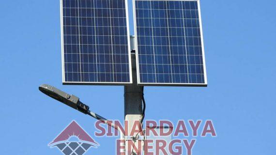 Jual PJU Solar Cell di Kota Kendari Sulawesi tenggara   Penerangan Jalan Umum Solarcell di Provinsi Sulawesi