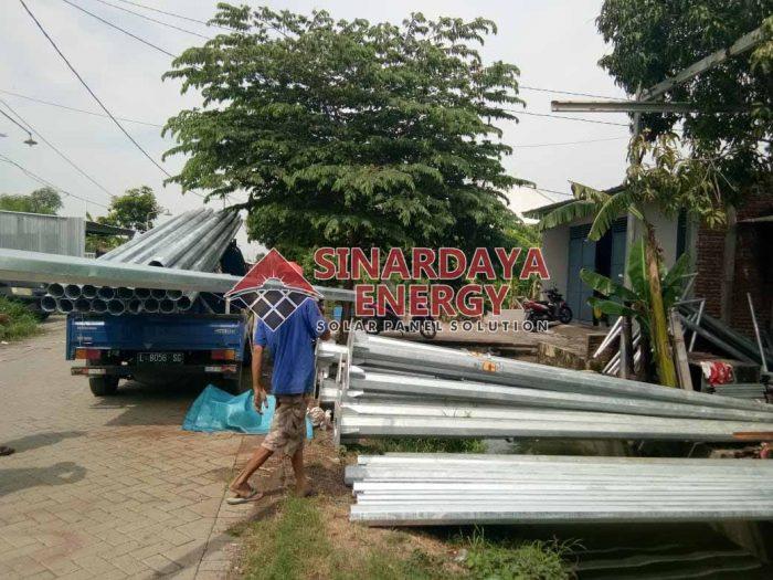 Distributor Tiang PJU Jayapura Papua