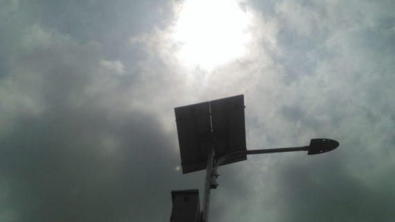 PJU Solar Cell 40 watt