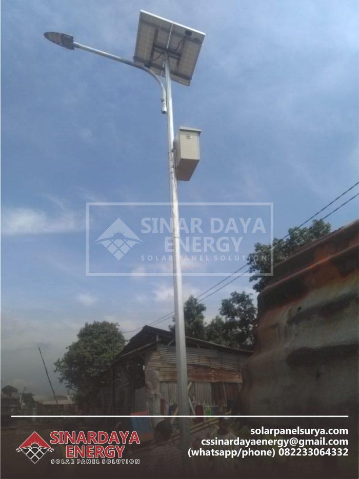 PJU Solar Cell 50 watt