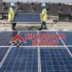 Jual Solarcell Lampu Tenaga Surya Denpasar Bali | Distributor PJU Solar Panel Bergaransi Termurah