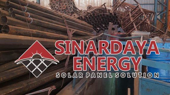 jual pju solarcell Bali