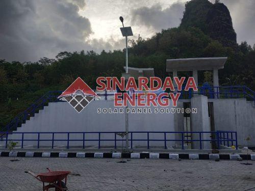Harga Paket PJU Lampu Jalan Tenaga Surya Murah