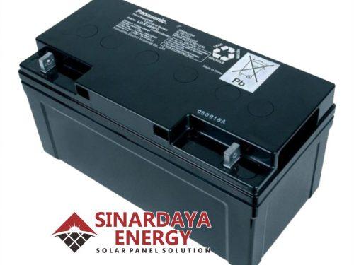 Jual Baterai Panasonic 12v 75ah